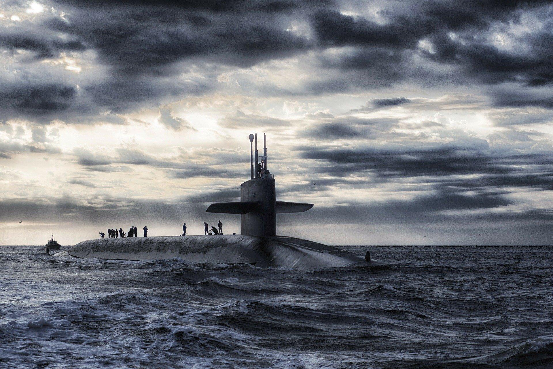 Submarine 168884 1920